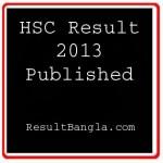 HSC Result 2013